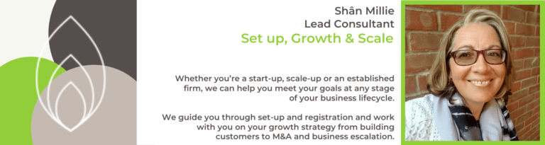 Shan Millie Set up, Growth & Scale Lead