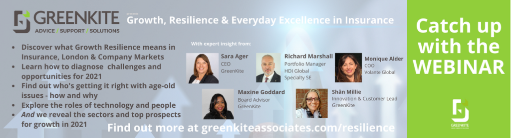 Growth, Resilience & Everyday Excellence in Insurance